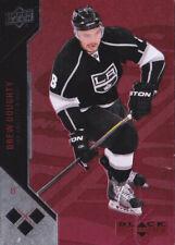 11-12 Black Diamond Drew Doughty /100 RUBY Triple LA Kings 2011