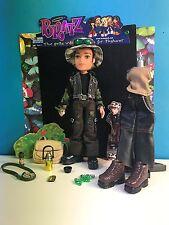 Bratz Boyz Wildlife Safari Cade With Accessories Collectible Doll MGA