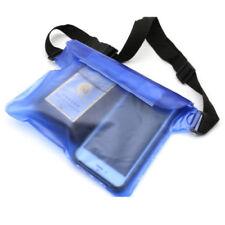 Étuis, housses et coques bleu transparente universelle pour téléphone mobile et assistant personnel (PDA)