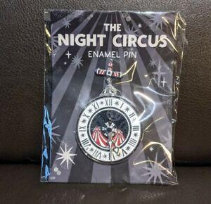 Illumicrate Book Box Night Circus Jumbo Pin