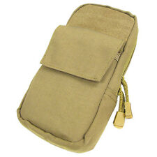 CONDOR MA57 MOLLE Tactical Hunting Electronic PSP GPS Padded Pouch COYOTE TAN