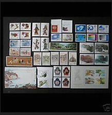 China 1995 Whole Full Year Set with Table Tennis Bloc MNH**