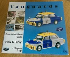 Corgi Vanguards PP1002 Hillman Imp Pinky & Perky 2 model set Ltd Ed 001 of 4000