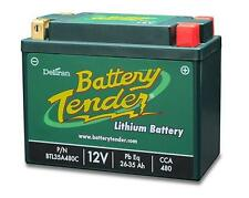Battery Tender Lithium Iron Phosphate 12V 35AH 480CCA Battery for Motorcycle