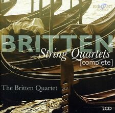 Britten String Quart - Complete String Quartets [New CD] Germany - Import