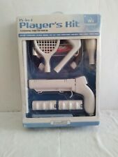 15 - In - 1 Players Kit For The Wii DreamGear Brand New in Box