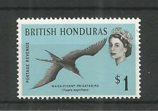 BRITISH HONDURAS 1962 HIGH VALUE DEFINITIVE $1.00 SG,211 U/M LOT 3051A