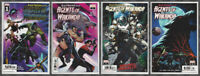 BLACK PANTHER AND THE AGENTS OF WAKANDA #1 2 3 4 Avengers Marvel 2019 NM- NM