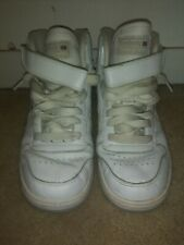 VTG Reebok classic Shoes Men Size 8.5 Athletic Shoes autographed sonics