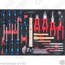 KS Tools SCS alicates y juego de destornilladores,33-tlg.1/1 Sistema REPUESTOS