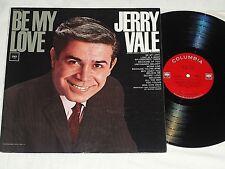 JERRY VALE-Be My Love (1964) Mono COLUMBIA LP