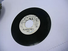 FUGI Red Moon Part 1 & 2 45 RPM Grand Junction Records poor