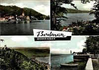 BODMAN Bodensee 4 tolle Ansichten Mehrbild-AK Ansichtskarte Postkarte 1971