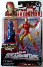 IRON MAN Marvel Legends_Classic IRON MAN_IRON PATRIOT_Heroic Age IRON MAN_Wave 1
