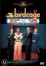 Robin Williams DVD & Blu-ray Movies The Birdcage