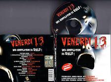 VENERDI' 13 Una Compilation da Urlo ! (Original Soundtrack Film Horror) CD Rare