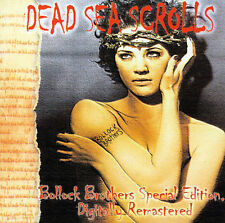 Bollock Brothers Dead Sea Scrolls Cd