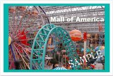 "Mall Of America - Minnesota - Souvenir - 2""x3"" Flexible Fridge Magnet #2"