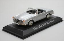 Mercedes 230 SL 1963 1/43