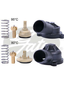 Gates Thermostat FOR VW POLO 6C (TH702K1)