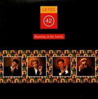 LEVEL 42 - Running in The Family - CD