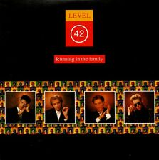 LEVEL 42 - Running in The Family - CD