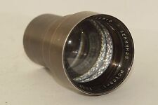 PO109-1 2/50mm red P Russian Projector Lens LOMO Lenkinap 1961
