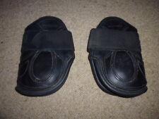 Devoucoux Fetlock Boots neoprene size medium (2) black flicker style