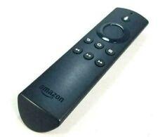 Original Amazon Fire TV Stick Gen 2 (PE59CV) Box Media Remote Control Only