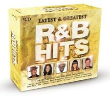 Various Artists - R&B Hits-Latest & Greatest / Various [New CD] UK - Import