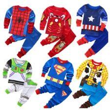 Superhero Sleepwear for Boys