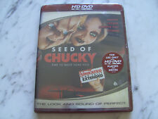 "HD-DVD ""SEED OF CHUCKY"" TOP & BRAND NEW SEALED Audio: English > siehe Bilder"