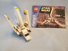 LEGO Star Wars #4494 Mini Building Set Imperial Shuttle - Complete, Instructions