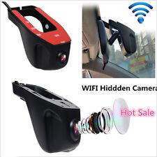 HD 1080P Hidden Wifi Car DVR Vehicle Camera Video Recorder Dash Cam Night Vision