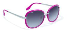 Womens Swag West Coast Fashion Sunglasses UV400 Shatterproof White Rims & Tips
