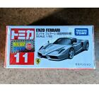 Tomica No.11 Enzo Ferrari First Special Specifications from japan