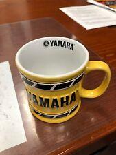 Yamaha 50th Anniversary Coffee Mug Cup Genuine New Never Used