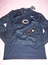 Nike DriFit On Field Apparel Men's Chicago Bears Fitted Long Sleeve Shirt NWT XL