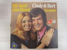 Single /  Cindy & Bert – Ich Fand Eine Hand / 1971 / RARITÄT /