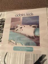 Adairs Kids Jungle Bear And Friends Pillowcases x 2 BNWT
