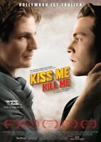 KISS ME,KILL ME - HAROLD,GALE/BROWN,BRIANNA/HANSIS,VAN/+   DVD NEU