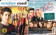 Blu-Ray OCTOBER ROAD COMPLETE TV SERIES SEASON 1+2 Bryan Greenberg Region B NEW