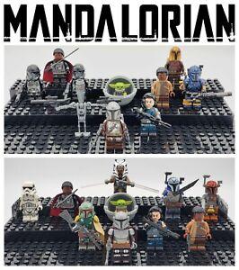 Star Wars The Mandalorian Series Custom Sets - USA SELLER