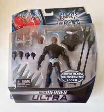 BLACK MANTA DC COMICS TOTAL HEROES ULTRA EXCLUSIVE ACTION FIGURE