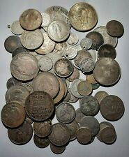 More details for 461 grams of world silver coins