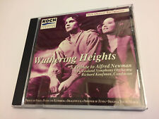 WUTHERING HEIGHTS: A TRIBUTE TO ALFRED NEWMAN - OOP Soundtrack Score OST CD NM