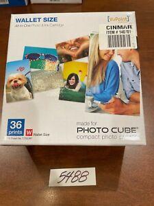 NEW VuPoint Cartridge For Photo Cube Printer ACS-IP-P36-VP