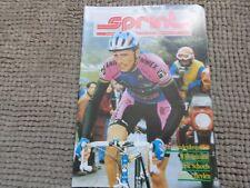 sprint 1993  fondriest - danny de bie - rominger poster