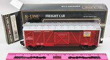 K-Line K643-1851 Northern Pacific classic stock car