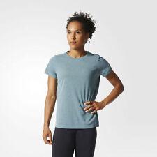 T-shirt, maglie e camicie da donna blu adidas